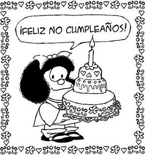 feliz no cumpleaños